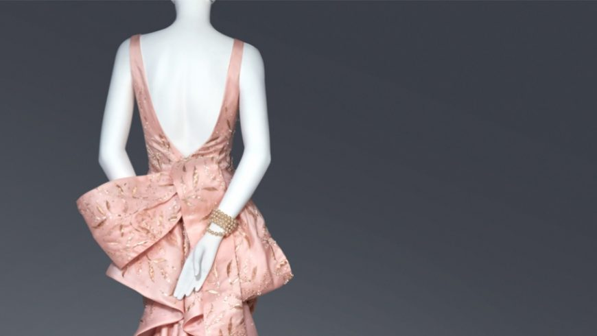 "In Honor of Oscar, ""Oscar de la Renta: His Legendary World of Style"""
