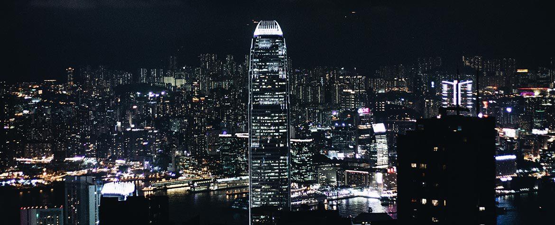 Snapshot from Hong Kong
