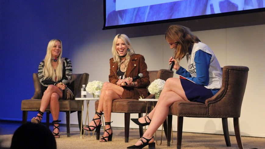 Juicy Talk with Juicy Couture's Pam and Gela