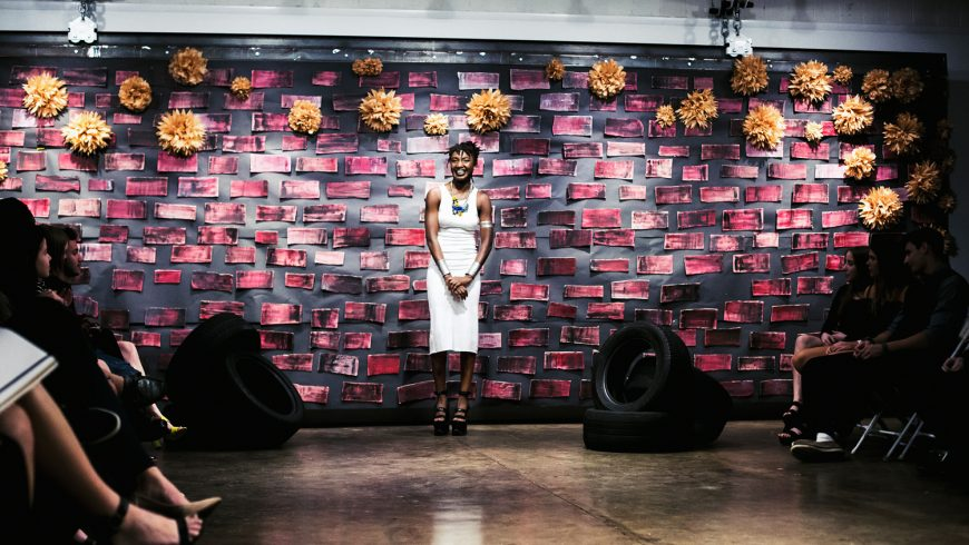 The Cultural Quest of Tobi Ajiboye's Underground Fashion Show