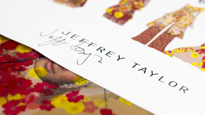 Senior Collections: Jeffrey Taylor