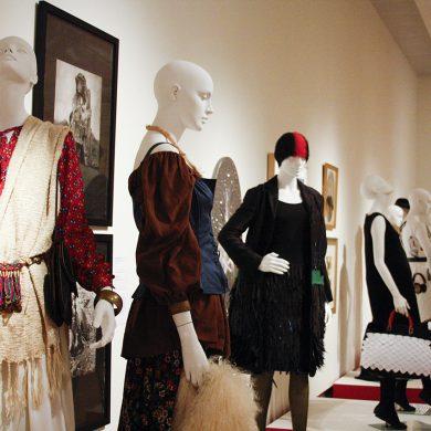 Tête-à-tête: The Conversation Between Fine Art and Fashion