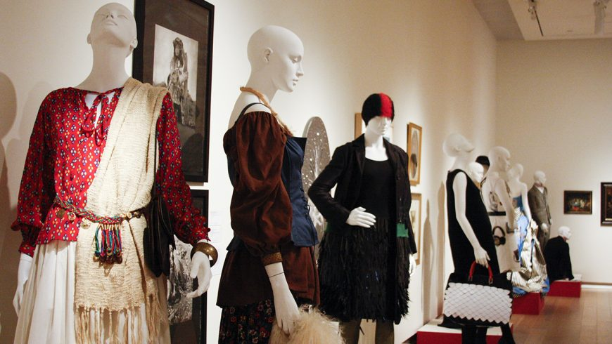 Tête-à-tête: The Conversation Between Fine Art and Fashion