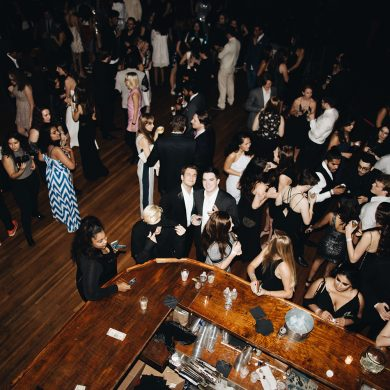 The Beaux Arts Ball Shines a Light on the Future