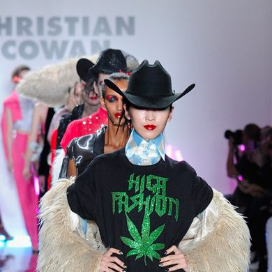 Sex, Drugs and Pop Culture at Christian Cowan