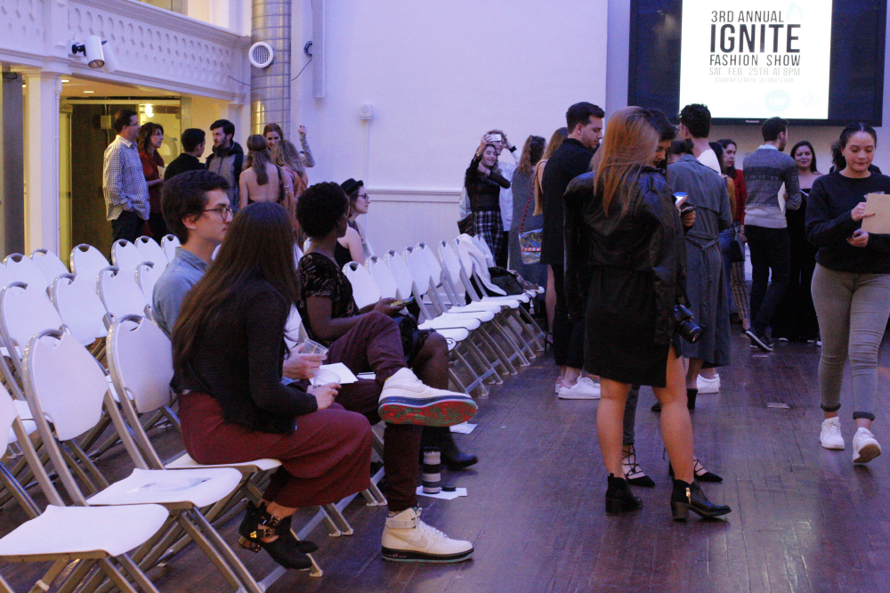 Ignite Fashion Show Lights a Promising Flame
