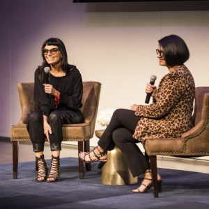 Norma Kamali Shares Her Experiences In Fashion