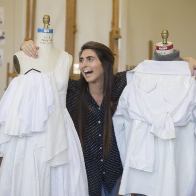 How Canada Influences Lottie Bertello's Senior Collection