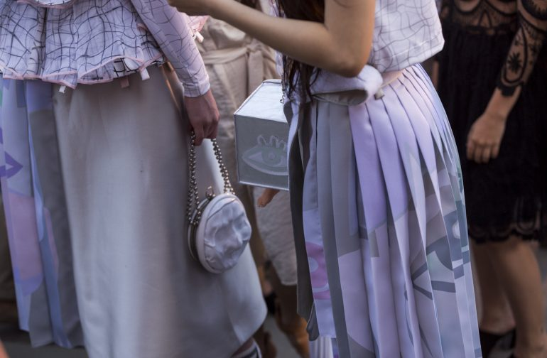 The Best Street Style of SCAD FASHWKND, Part 2
