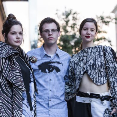 The Best Street Style of SCAD FASHWKND, Part 1