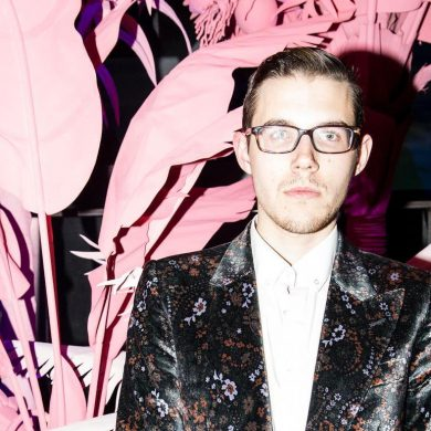 Marc Jacobs is the Starting Point for SCAD Alumni Taylor Miller