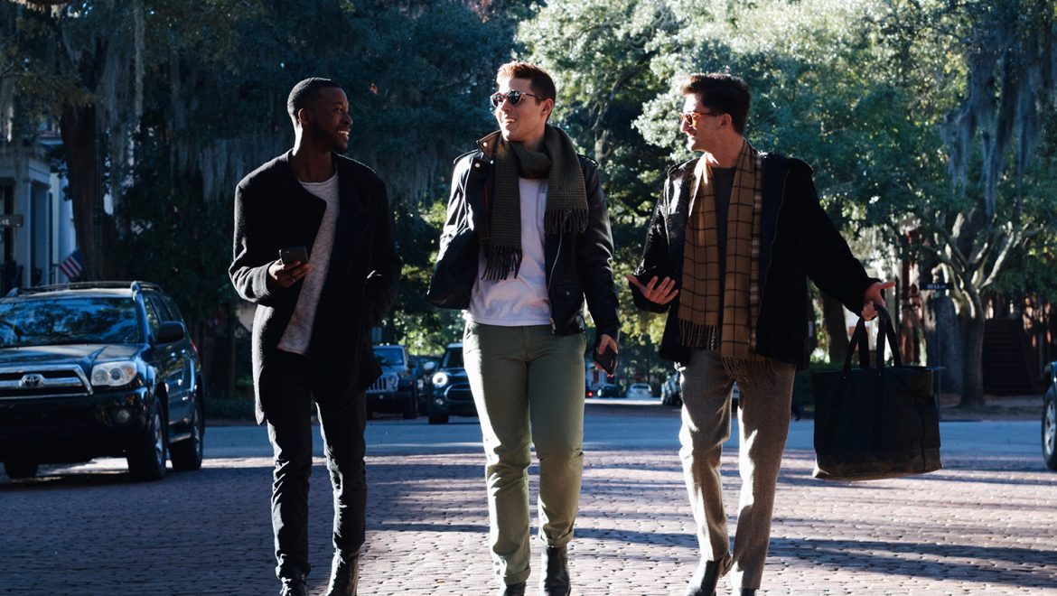 Men's Outerwear Trends