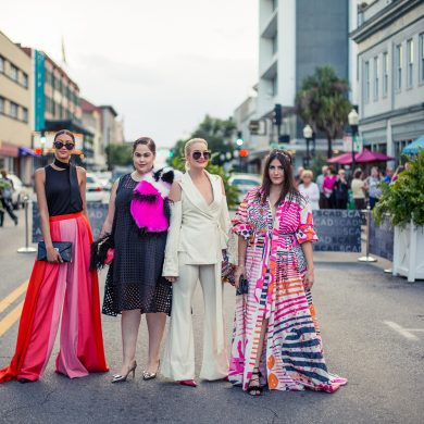 Street Style: Pre-Show Buzz, Pt. II