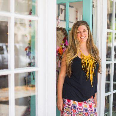 Fashion Intuition: Mary Liz Of M. Liz Jewelry