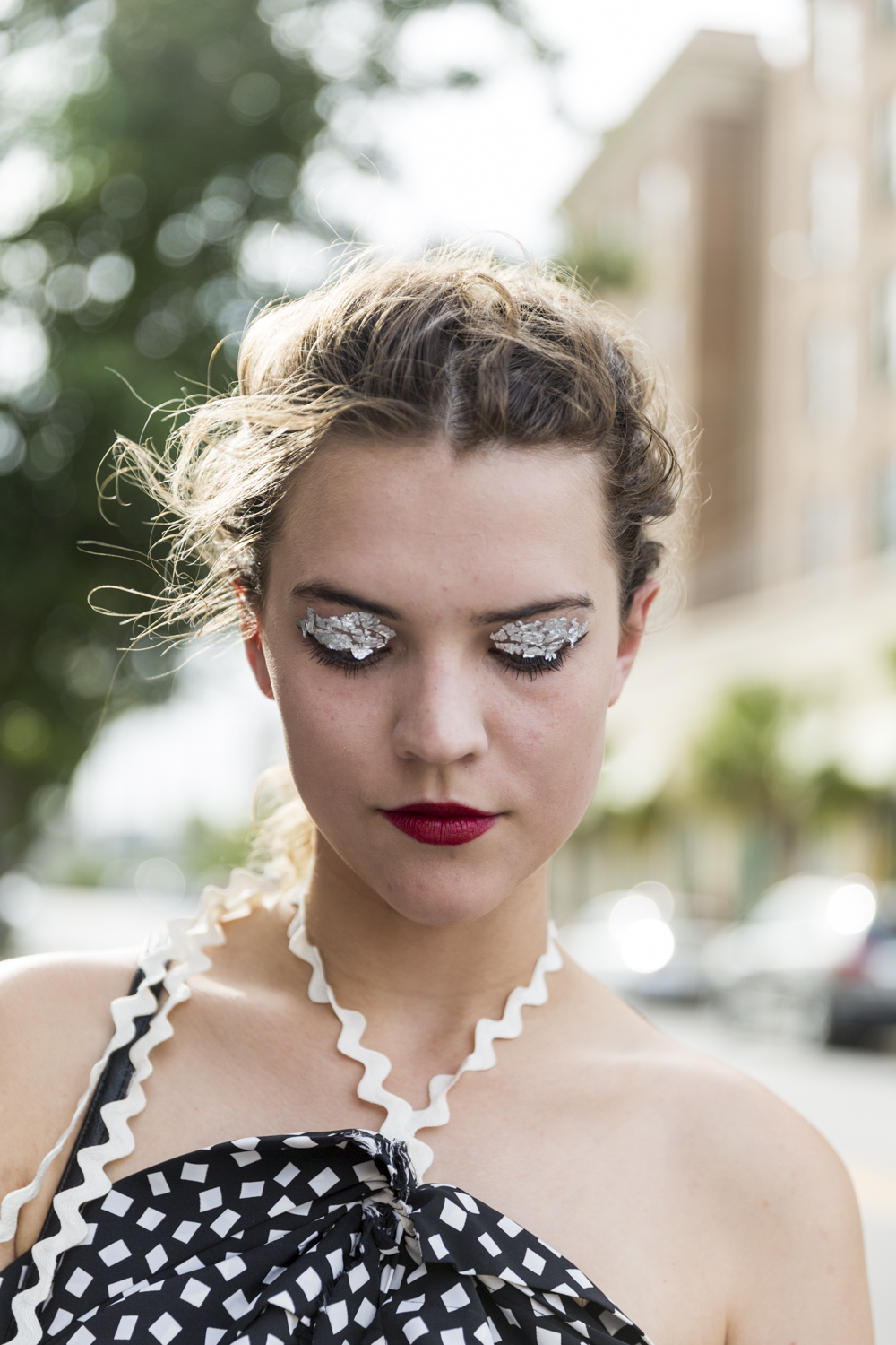 SCAD Fashion Show Streetstyle 2017