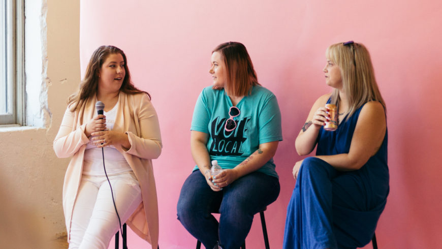 Female Entrepreneurs Discuss: I Graduated, What Now?