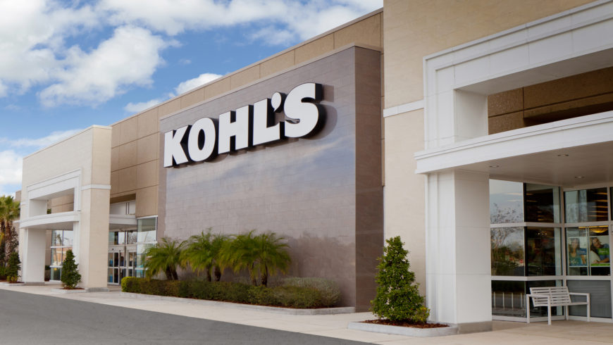 If You're Looking for Internships, Stop at Kohl's