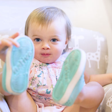 Emily Bargeron of Mamie Ruth Takes on Kids Collection