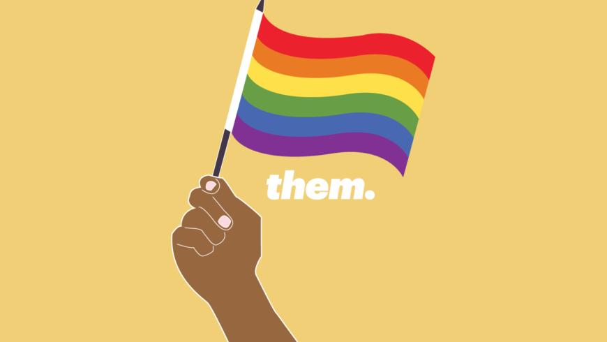 New LGBTQ+ Platform 'them.' Has Lofty Goals