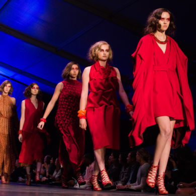 Charleston Fashion Week Seeks SCAD Talent