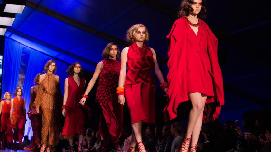 Charleston Fashion Week Seeks SCAD Talent