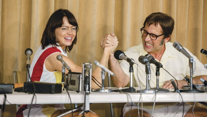 See Why We Love the Fashion in 'Battle of the Sexes'