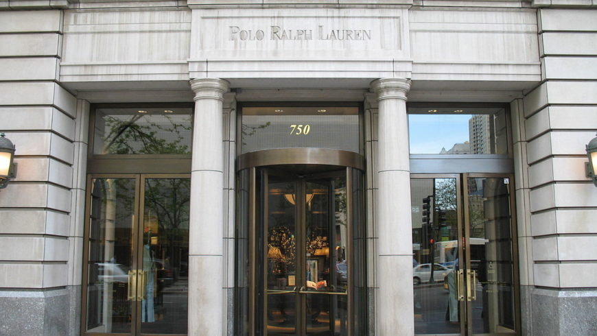 Learning the Retail Ropes at Ralph Lauren